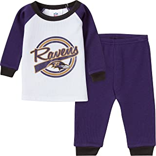NFL Thermal Pajama Set