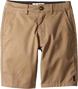 Rip Curl Kids Passenger Walkshorts (Big Kids)