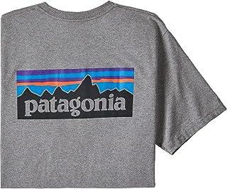Patagonia M's P-6 Logo Responsibili-Tee, Maglietta Uomo
