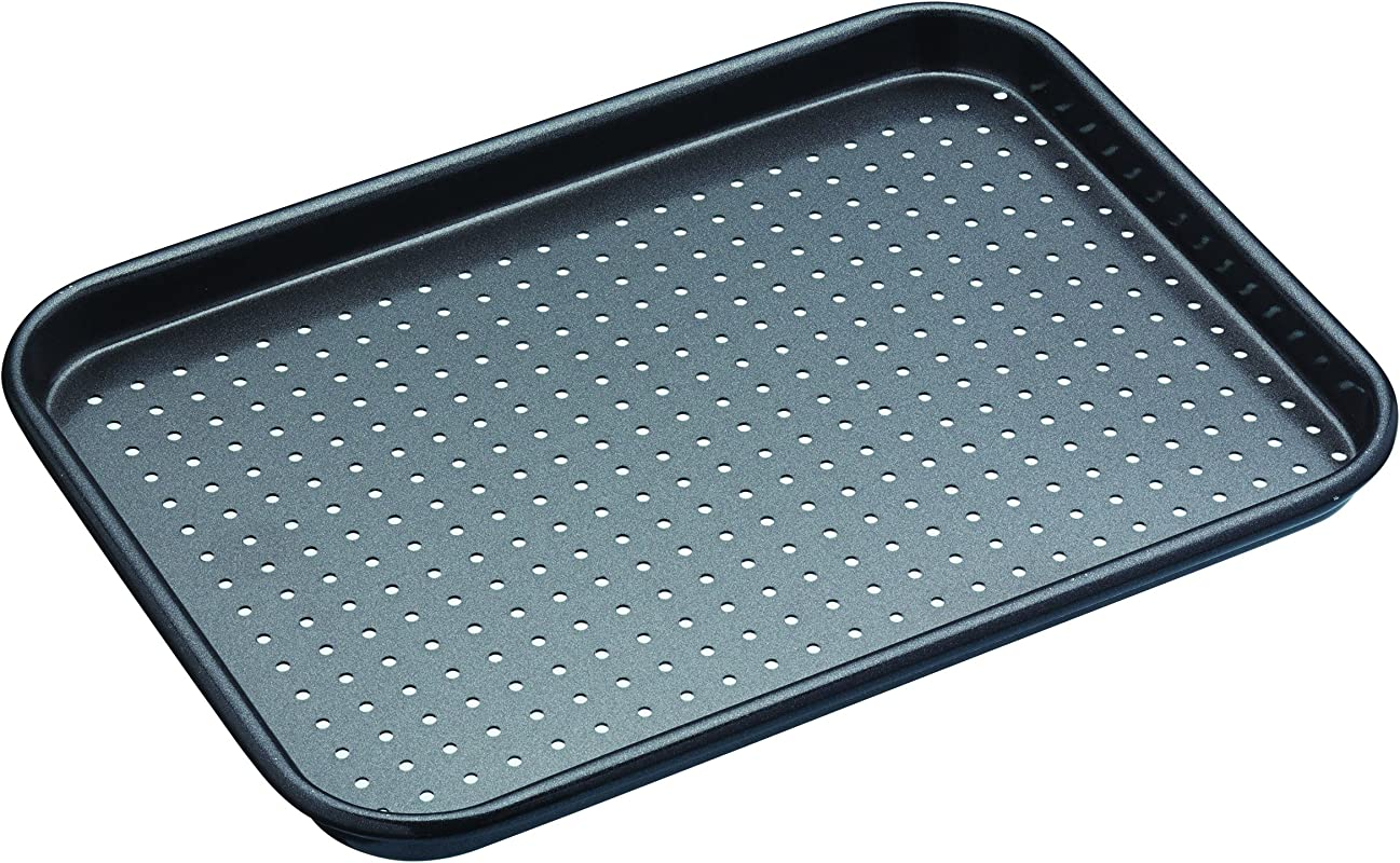 9 5 X 7 X 0 5 Inch Master Class Crusty Bake Non Stick Baking Tray