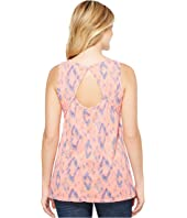 Fresh Produce - Sunset Sky Crossback Tank Top