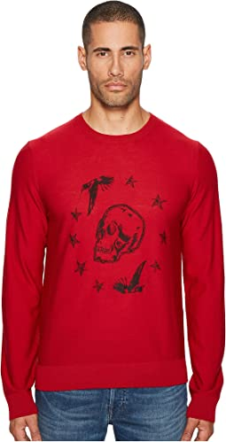 Just Cavalli - Skeleton Sweater