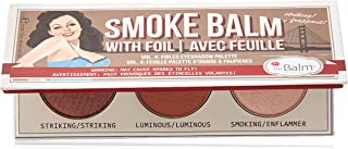 theBalm Vol. 4 Smoke Balm Eyeshadow Palette, Matte and Metallic Shades