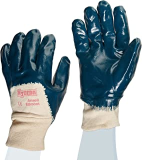 Ansell Hycron 27-600/9 Repelente al aceite guante, Protecci