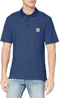 Carhartt Contractor's Work Pocket Polo Shirt para Hombre
