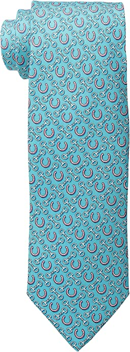Vineyard Vines Kentucky Derby Printed Tie - Bits and Shoes