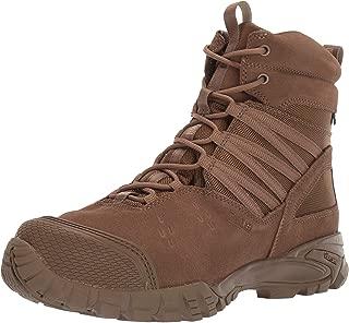"""5.11 Men's Union 6"""" Waterproof Tactical Boot Hiking, Dark Coyote, 10.5 Regular US"""