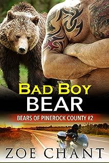 Bad Boy Bear (Bears of Pinerock County Book 2)