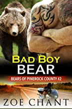 Bad Boy Bear (Bears of Pinerock County Book 2)