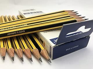 BACK TO SCHOOL   STAEDTLER Noris 120 PREMIUM Office Pencil LEAD Pencils - 2B Grade [Box of 12]