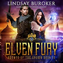 Elven Fury: Agents of the Crown, Book 4