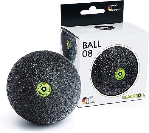 BLACKROLL® BALL | Balle de massage & Balle en mousse pour le massage des trigger points | Petite balle pour fascias e...