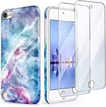 iPod Touch 7th Generation Case with 2 Screen Protectors, IDWELL iPod Touch 6 iPod 5 Case,..