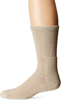 Wrightsock Silver Escape Crew Sock with a Helicase Sock Ring
