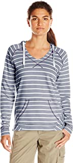 Columbia Sportswear Women's Tropic Haven Stripe Hoodie