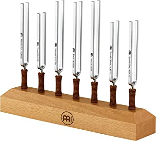 Meinl Sonic Energy, 7 Pieces-MADE IN GERMANY, Holistic Sound Healing and Therapy, 2-YEAR WARRANTY, Planetary Tuning Fork Chakra Set, inch (TF CHA-7)