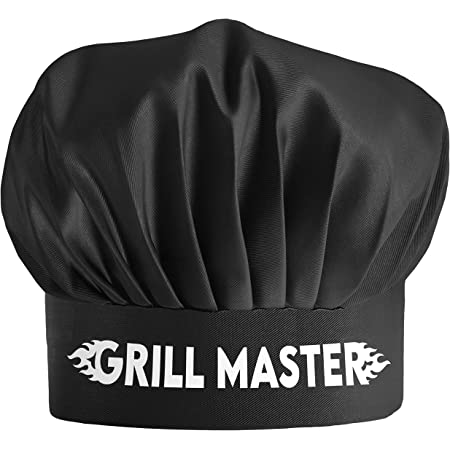 Toque Hat Dont Mess With The Chef Funny Chef Wear