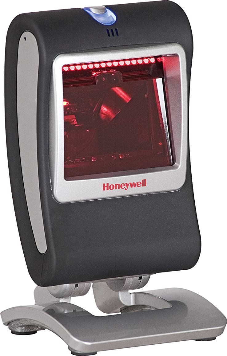 Honeywell MK7580-30A38-00-A Genesis USB Kit Includes 1D Scanner, USB Type A, 3 m Straight Cable, Black