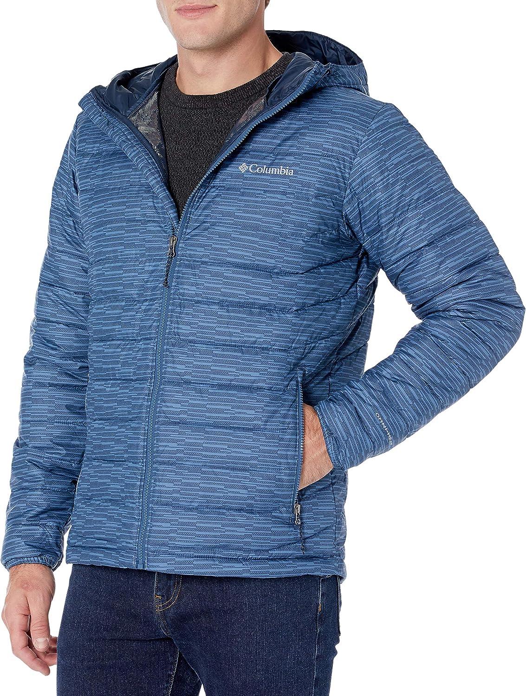 Columbia Men's Powder Lite Hooded Jacket