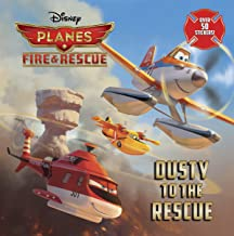 To The Rescue التي يعلوها الغبار (من Disney Planes: Fire & Rescue) (pictureback (R))