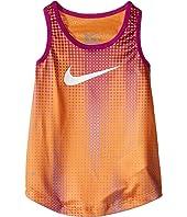 Nike Kids - Swoosh™ Dri-FIT™ A-Line Tank Top (Toddler)