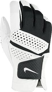 NEW Tech Extreme VI Men's Right Medium/Large White/Black Golf Glove