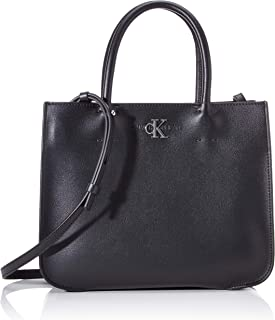 Calvin Klein Satchel for Women-Black