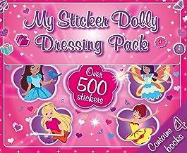 Sticker Doll Dressing
