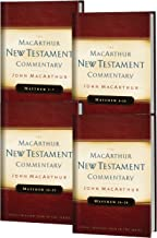 Matthew 1-28 (4 Volume Set) (MacArthur New Testament Commentary Series)