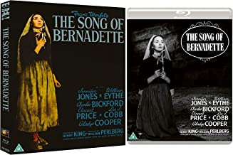 The Song Of Bernadette Eureka Classics edition