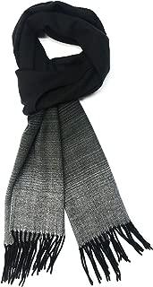 Calvia Cashmere Feel Scarf - Super Soft & Warm for Winter - Elegant Looks for Women & Men