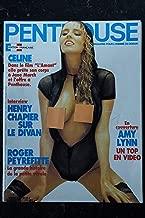 PENTHOUSE 092 1992 SEPTEMBRE CELINE du film l'Amant Henry Chapier Roger Peyrefitte AMY LYNN TAMMY CHAPMAN BEATRICE VALLE