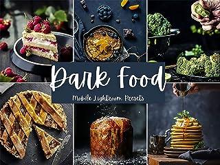 3 Mobile Lightroom Dark Food Presets Bundle for Lightroom : Download Link and Install Guide