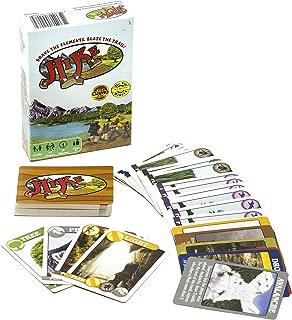 Moosetache Games Hike Card Game