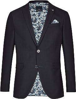 Daniel Hechter Men's Jacket Shape Suit