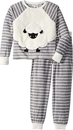 P.J. Salvage Kids - Lamb Pajama Set (Big Kids)