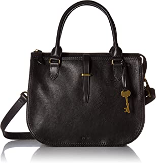 Fossil Women's Ryder Leather Top-Handle Satchel
