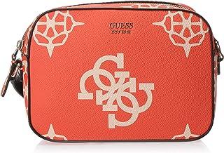 حقيبة يد بتصميم طويل تمر بالجسم للنساء من جيس، SO669112 - بلون برتقالي
