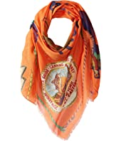 Great Outdoors Patches Scarf