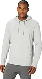 Peak Velocity Men's Heavyweight Fleece Pull-Over Athletic-Fit Fleece