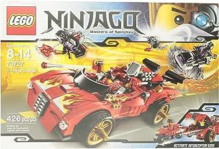lego ninjago x1 charger
