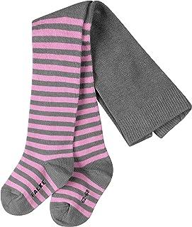 FALKE Strumpfhose Stripe Baumwolle Baby grau blau viele weitere Farben Babystrumpfhose dünn mit Muster bunt gestreift mit Ringel 1 Stück