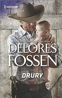 Drury (The Lawmen of Silver Creek Ranch Book 11)