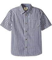 Vans Kids - Resh Short Sleeve Woven (Big Kids)