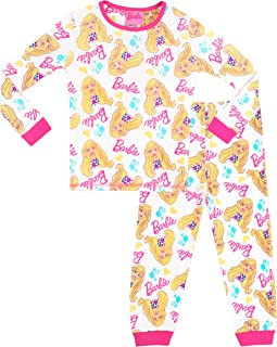 barbie pajamas size 6