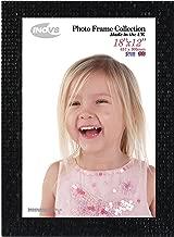 Inov8 Framing Photo Frame Mosaic Black 18x12 2PK