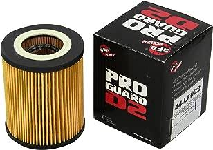 aFe 44-LF022 Pro-Guard D2 Paper Media Fluid Filter for BMW Gas Cars All L6