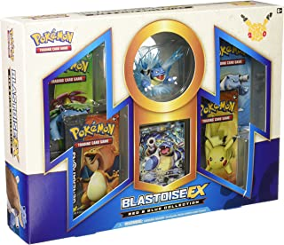 Best blastoise red and blue collection Reviews