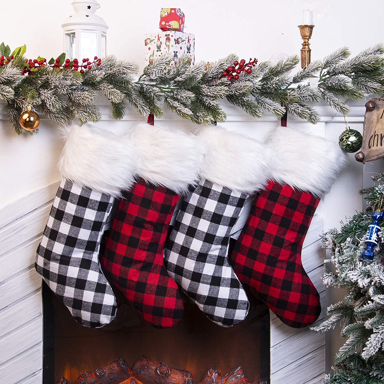 SmileWay Christmas Nashville-Davidson Mall Stockings 4 18