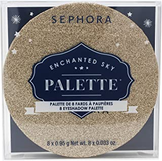 SEPHORA COLLECTION Enchanted Sky Eyeshadow Palette 8 Matte and Shimmer Eyeshadows